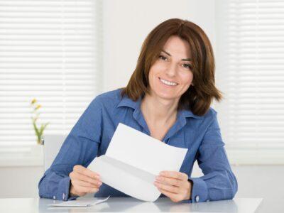 Zenden bijkomende documenten sollicitatie