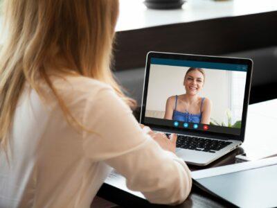 Interview via Skype